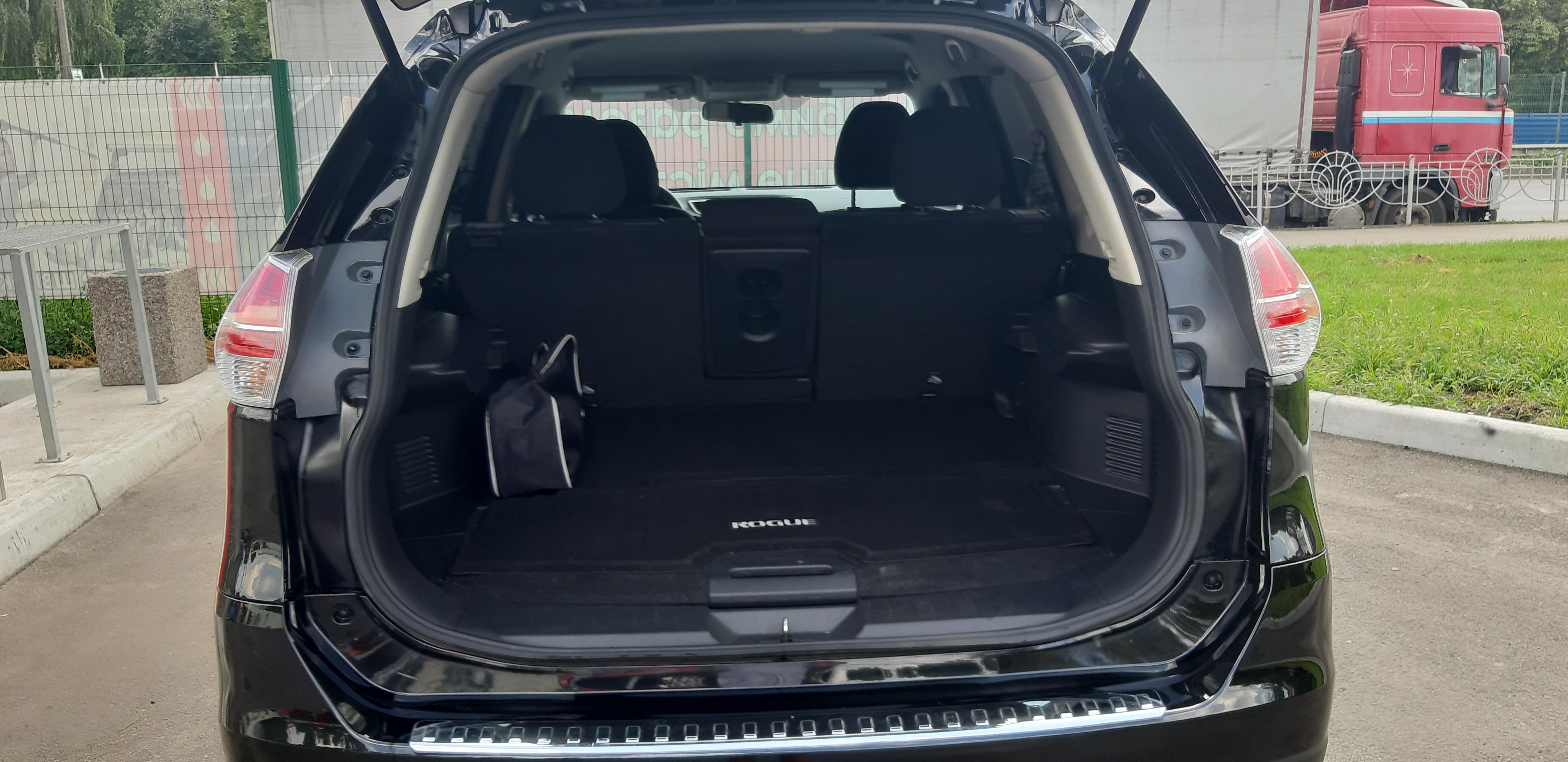 Прокат авто Nissan X-Trail Киев, недорого