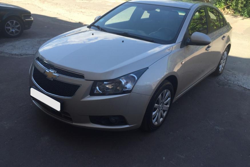 Прокат авто Chevrolet Cruze Киев