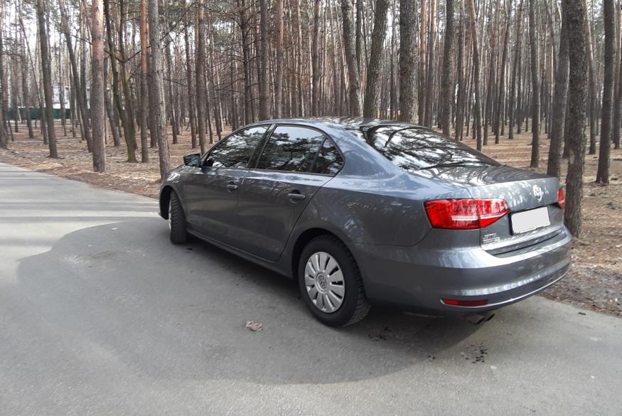 Прокат машины Volkswagen Jetta VI Киев