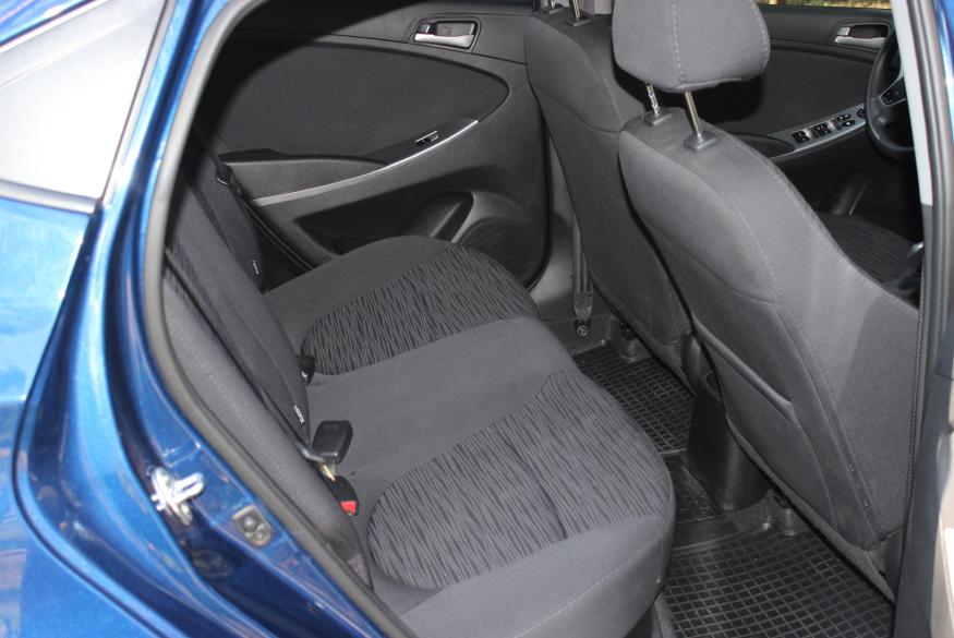 Прокат автомобиля Hyundai Accent в Киеве