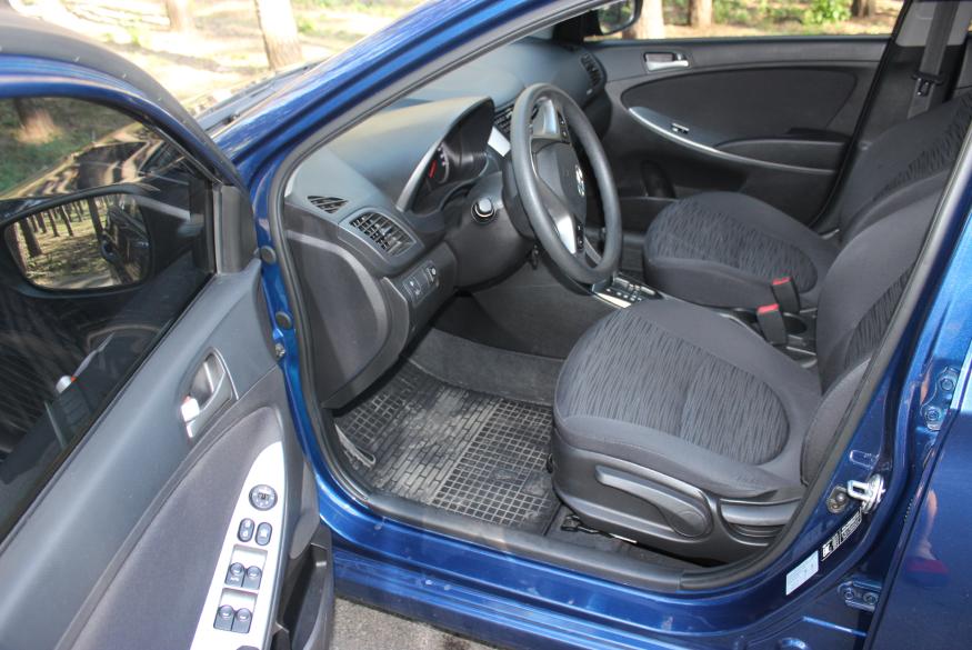 Прокат машины Hyundai Accent в Киеве