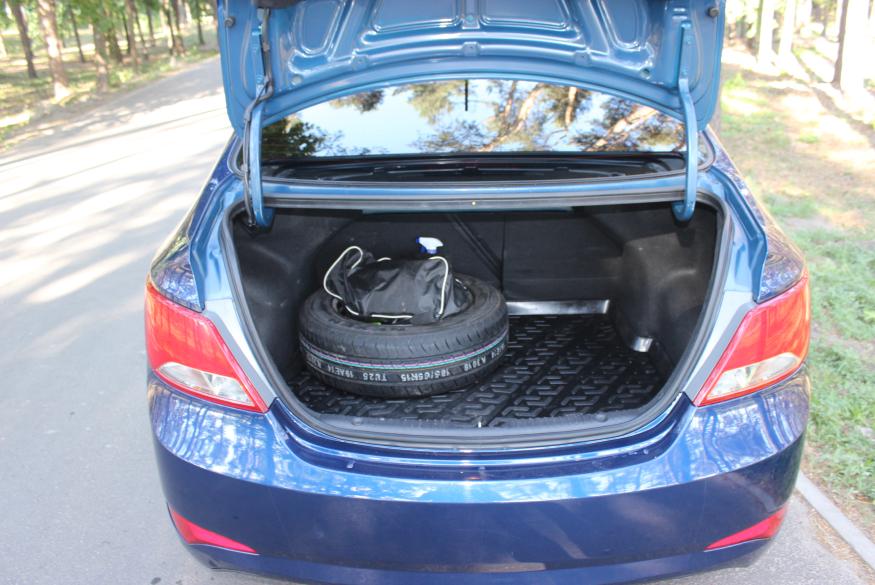 Прокат авто Hyundai Accent в Киеве