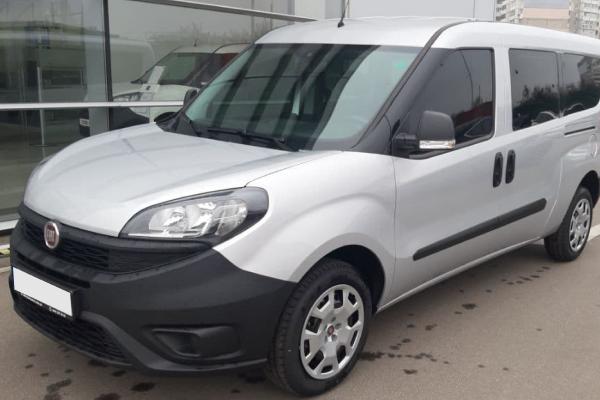 Прокат авто Fiat Doblo Cargo Maxi Киев