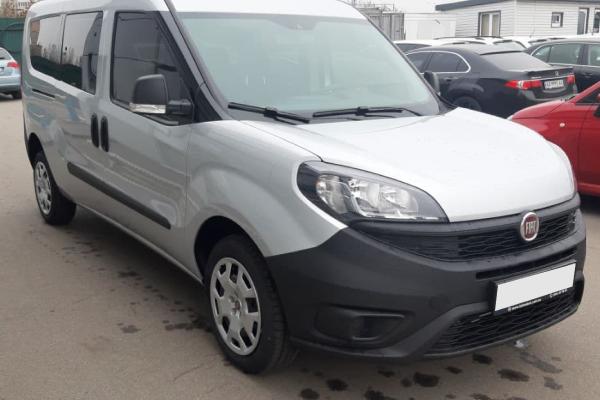 Прокат машины Fiat Doblo Cargo Maxi Киев