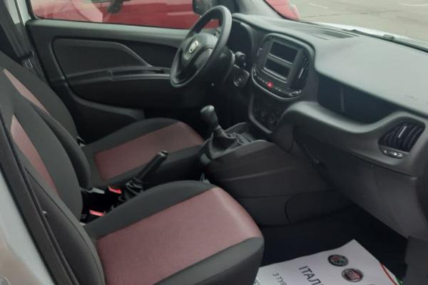 Прокат авто Fiat Doblo Cargo Maxi в Киеве
